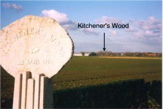 Kitcheners Wood Memorial